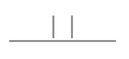 ITC Logo in white and gray